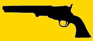 Le Bon, la Brute et le Truand, duels au revolver SAA