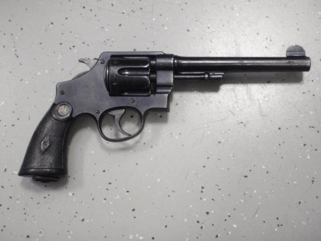 Smith & Wesson 1917 à vendre d'occasion sur 18bis.ch