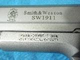 Smith & Wesson SW 1911 Pro Series à vendre d'occasion sur 18bis.ch