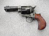 Uberti SAA 1871 Billy the Kid for ever !.. Petit compact, six coups en simple action, 45LC, crosse bois, et vive le tir Western.. Hy ha...
